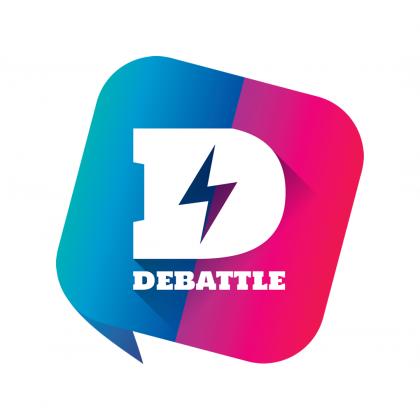 Logo Debattle 2018