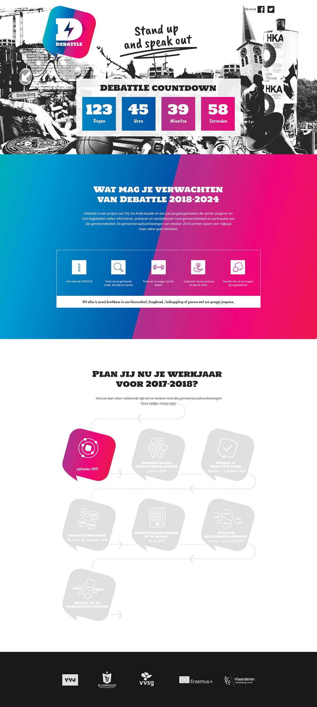 Website fase I